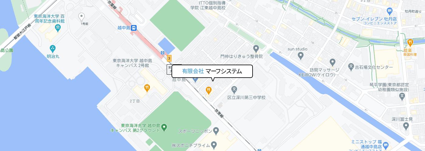 Google Mapで拡大して見る